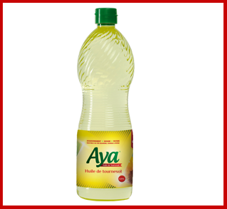 AYA TOURNESOL FORMAT 0.90 LITRE