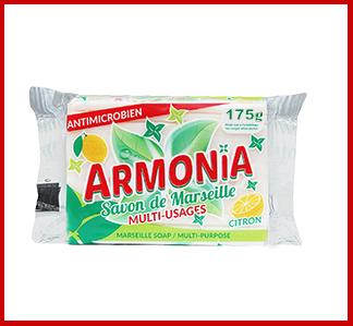 SAVON ARMONIA CITRON 175G