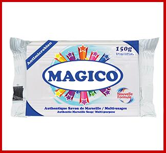 SAVON DE MARSEILLE MAGICO 150G