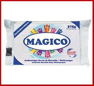 SAVON DE MARSEILLE MAGICO 375G